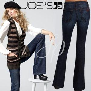 Joe's jeans Flare Visionaire 28 midrise Jackie B6